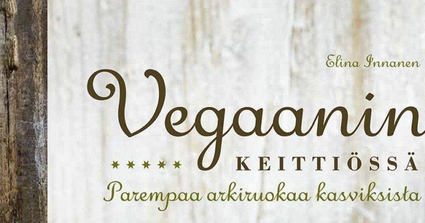 Vegaanin keittiössä artikkelikuva