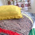 Rosala: Räsymatosta tyynyksi – helposti