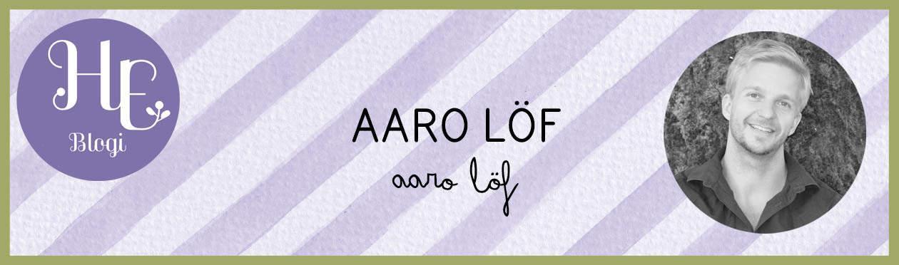 aaro_blogi