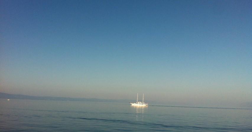Adrianmeren kauneutta