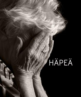 Häpeä on riittämättömyyttä ja huonommuutta. Vääryyttä, epäonnistuneisuutta ja likaisuutta.