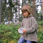 Anna lapselle luontoyhteys