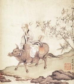 Laozi matkalla länteen?