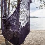 Nicaragualaiset solmut muodostavat metaforan täydelliselle lepohetkelle
