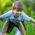 10 tapaa nauttia ajasta lasten kanssa