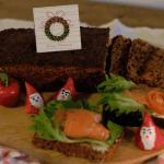 Resepti: Myslinen saaristolaisleipä