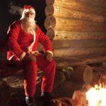 Joulupukin meditaatioterveiset