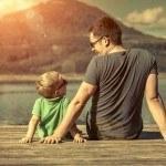 Onko isä kyvytön tumpelo?