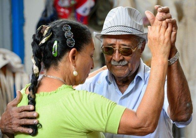 Tanssivat Kuubalaiset