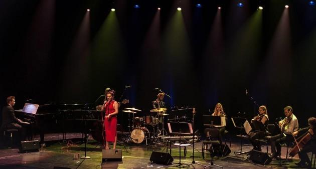 Elena Mindru Third Stream Project. Kuva: Marko Kirsi & April Jazz Festival