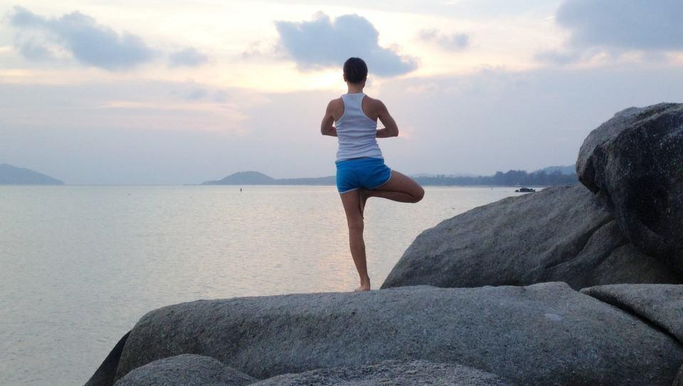 jooga tasapaino