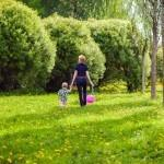 Luonnon arvostus opitaan vanhemmilta