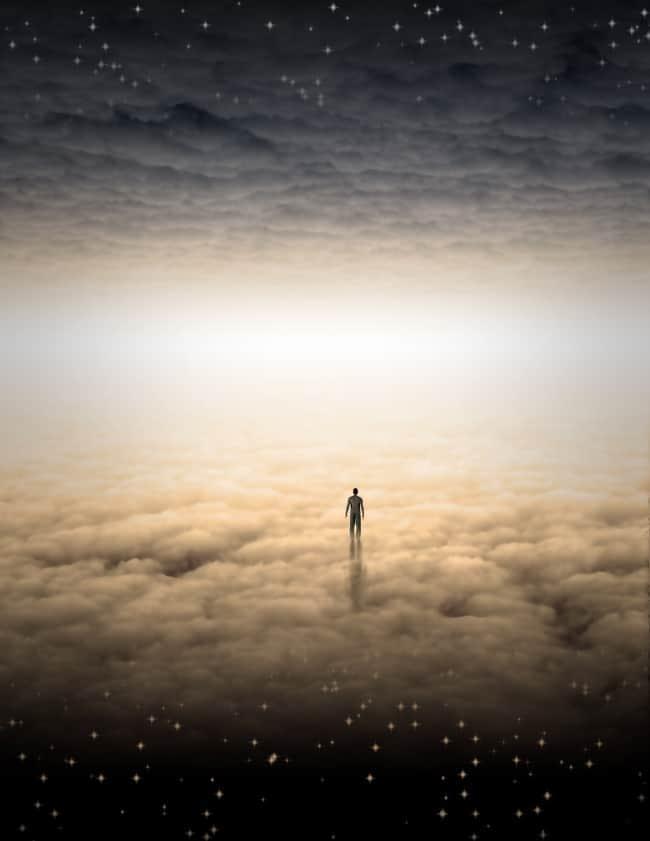 Ihminen on osa elämää ja jokaisella meistä on mahdollisuus luoda uudelleen yhteys siihen, mitä todella olemme.