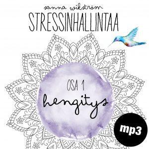 Stressinhallintaa - Hengitys