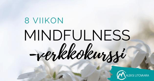 mindfulness verkkokurssi