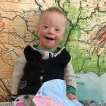 Paljon onnea 2-vuotias down-poika Ukko