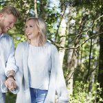 """Sielunkumppanit Jutta ja Juha: """"Kun antaudumme rakkaudessa toisen ihmisen tarpeiden tai onnellisuuden edessä, palkitsee rakkaus meidät"""""""