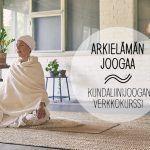 Arkielämän joogaa – uusi kundaliinijoogan verkkokurssi