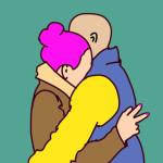 Halailu, pussailu ja kauniit sanat pelastivat johtajan ylikuormitukselta – Läheisyys auttaa rauhoittumaan