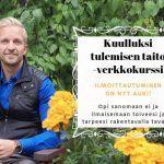 Aaro Löf: Kuulluksi tulemisen taito – 5 viikon verkkokurssi, jossa opit kuinka tulla kuulluksi ja nähdyksi omana itsenäsi