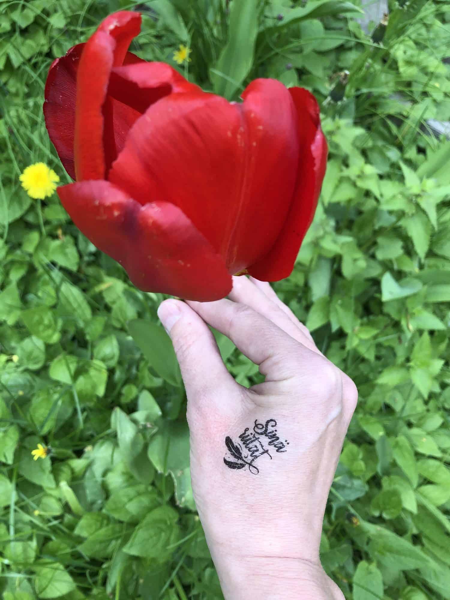 Sinä Riität Tatuointi